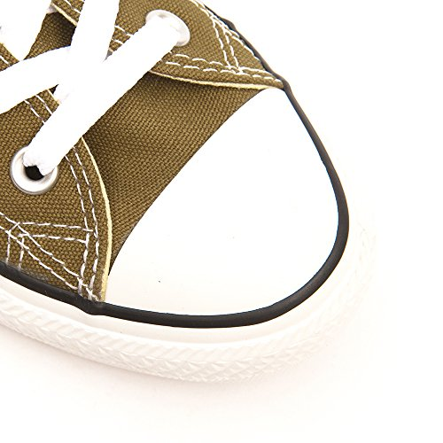 Converse Unisex-Erwachsene Chuck Taylor All Star-Ox Sneaker Grün (Cactus)