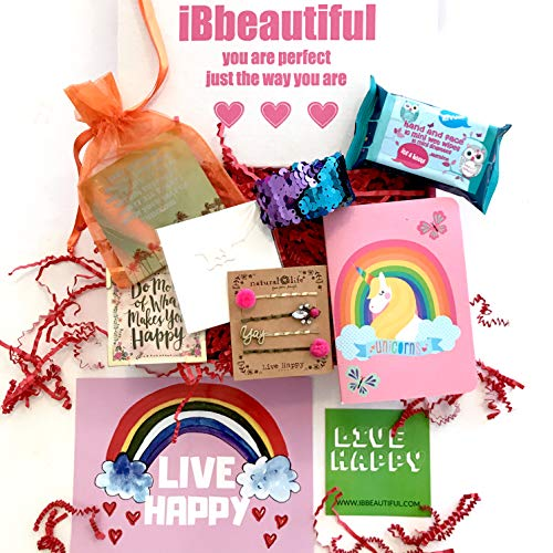 3 Month iBbeautiful Subscription Box for Tween Girls Ages 6-12. Best Subscription Box for Girls.