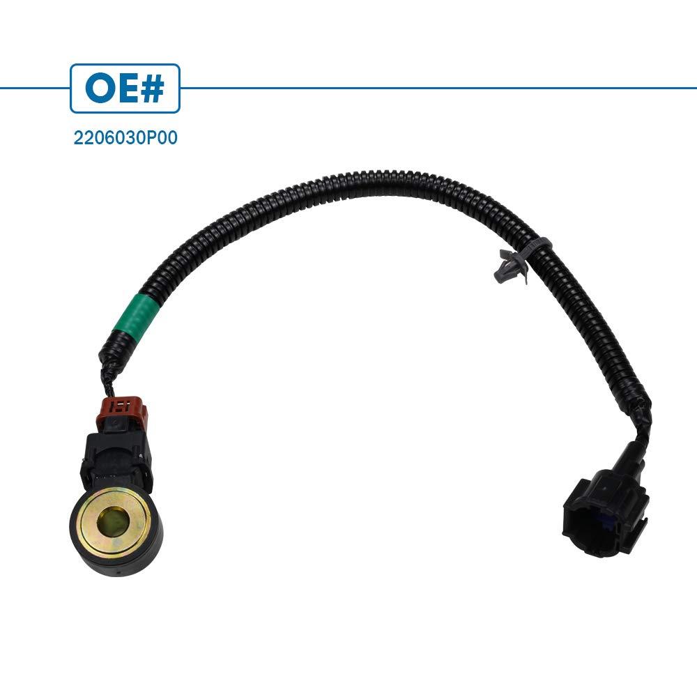 Stupendous Sensors Turbosii Knock Sensor W Wiring Harness For Infiniti G20 I30 Wiring 101 Akebretraxxcnl