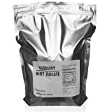 German Whey Protein Isolate – Grass Fed Whey Protein Isolate, Unflavored, No Soy, Non GMO, Made By Strict German Manufacturing – Imported Directly From Germany For Sale