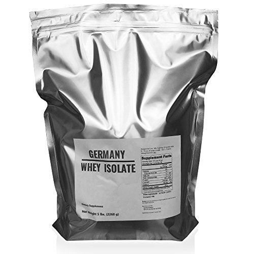 Protein Factory Whey Isolate 5 lbs. Plain -