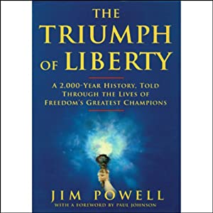 The Triumph of Liberty Hörbuch
