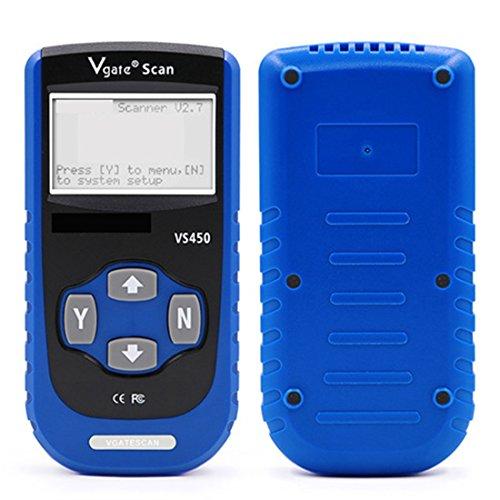 Vgate Reader Diagnostic Airbag Scantool