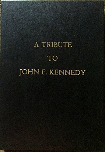A Tribute To John F. Kennedy by Pierre Salinger and Sander Vanocur
