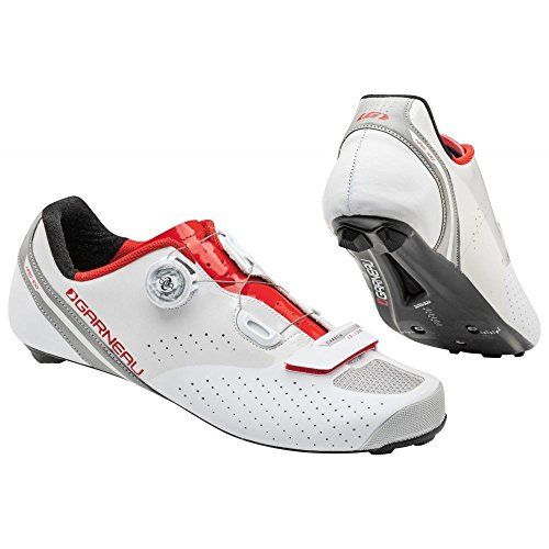 教出発する納屋(ルイガノ) Louis Garneau メンズ 自転車 シューズ?靴 Carbon LS-100 II Cycling Shoes [並行輸入品]