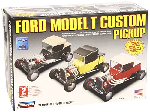 Lindberg 1:24 scale Ford Model