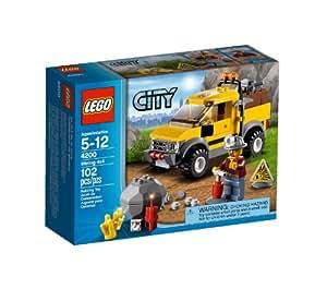 LEGO City 4200 - Todoterreno de Minería