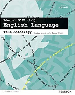 Edexcel gcse 9 1 english language text anthology edxcl gcse9 1 turn on 1 click ordering for this browser fandeluxe Images