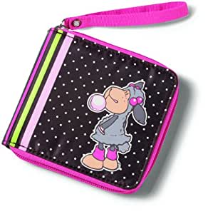 Nici 32881 Jolly - Monedero de nailon ovejita Lucy