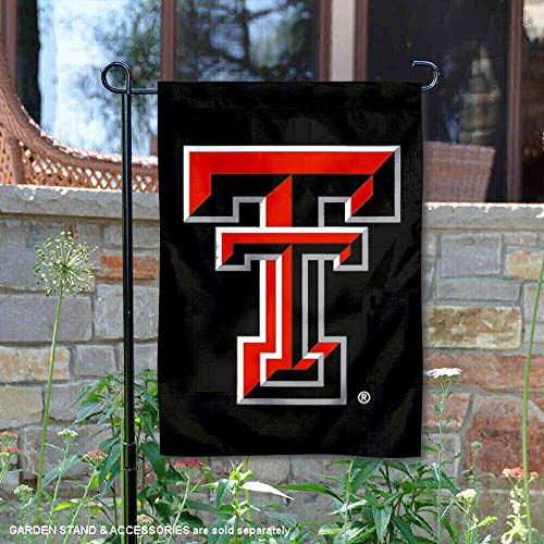 College Flags and Banners Co. Texas Tech Red Raiders Garden - Texas Stand Tech