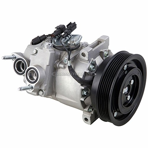 AC Compressor & A/C Clutch For Land Rover Range Rover Evoque 2012-2015 - BuyAutoParts 60-03611NA - Range Land Clutch Rover