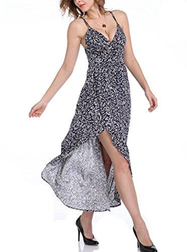 Cotton V-neck Halter Dress - 5