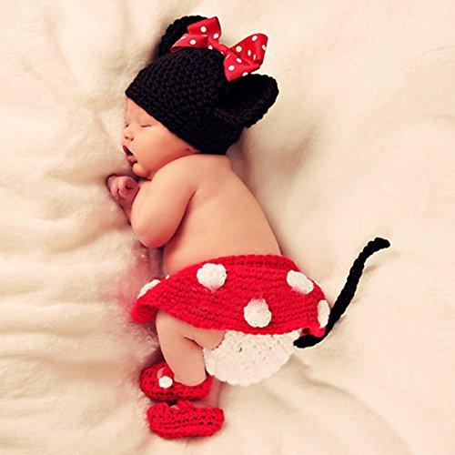 Winomo Niedlich Karikatur Maus Style Baby Kleinkinder Neugeborenen