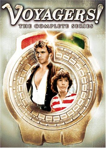 DVD : Voyagers: The Complete Series (Full Frame, , Dolby, Digipack Packaging, Slipsleeve Packaging)
