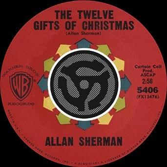 Amazon.com: The Twelve Gifts Of Christmas: Allan Sherman: MP3 ...