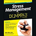 Stress Management For Dummies, 2nd Edition Audiobook by Allen Elkin PhD Narrated by Tom Pile