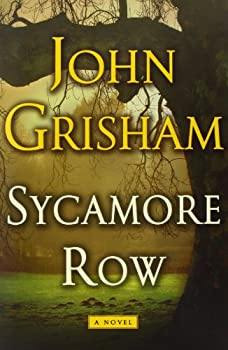 Sycamore Row 038536315X Book Cover