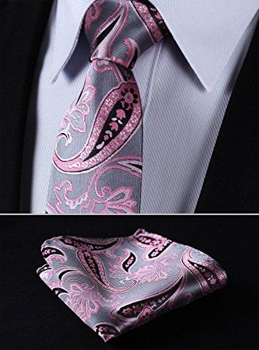 Pink Gray Paisley 3.4