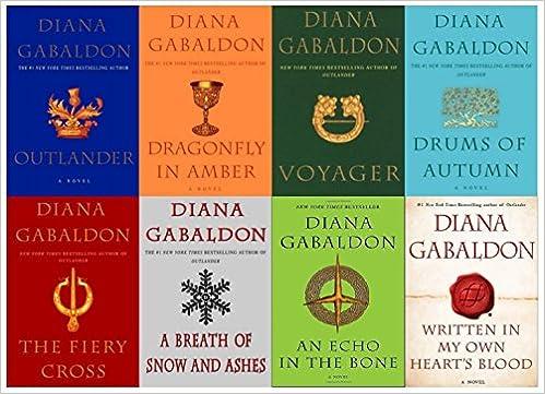Image result for outlander books