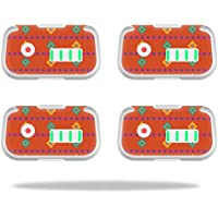 Skin For DJI Phantom 3 Drone Battery (4 pack) – Cinco De Mayo | MightySkins Protective, Durable, and Unique Vinyl Decal wrap cover | Easy To Apply, Remove, and Change Styles | Made in the USA