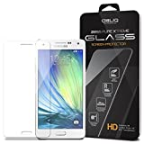 Galaxy A5 Screen Protector, Obliq [Tempered Glass] Samsung Galaxy A5 Protector [Slim 0.33T + 9H] Rounded Edges - [Zeiss Pure Glass] Premium A5 Tempered Glass Galaxy A5 Screen Cover - for Samsung Galaxy A5 2015 Model