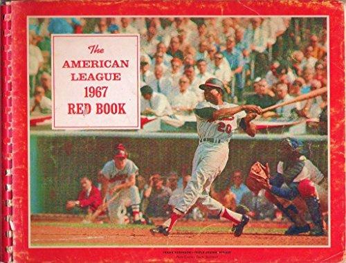 - American League Redbook 1967 Guide- Frank Robinson Triple Crown Winner