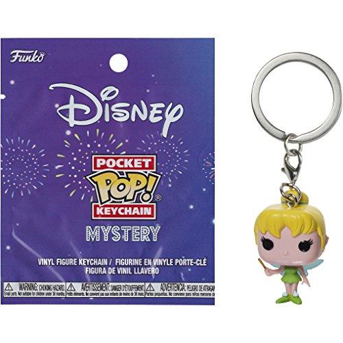 Tinkerbell: Funko Pocket POP! x Disney - Tinkerbell Mini-Figural Keychain (Bell Figural)