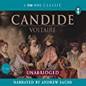 Candide Audiobook by Voltaire Narrated by Andrew Sachs