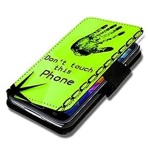 Portatil Style Funda–Diseño G12–para Huawei Ascend G525–Cover Case Carcasa Funda Carcasa–(Bulk)