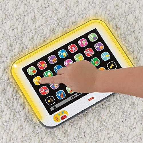 51WI vEljFL - Fisher-Price Laugh & Learn Smart Stages Tablet
