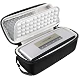 BOVKE(TM) Shockproof Hard Carrying Case Travel Bag for Bose Soundlink Mini Wireless Bluetooth Speaker, Also fits the Wall Charger, Charging Cradle. fit with the Bose Silicone Soft Cover