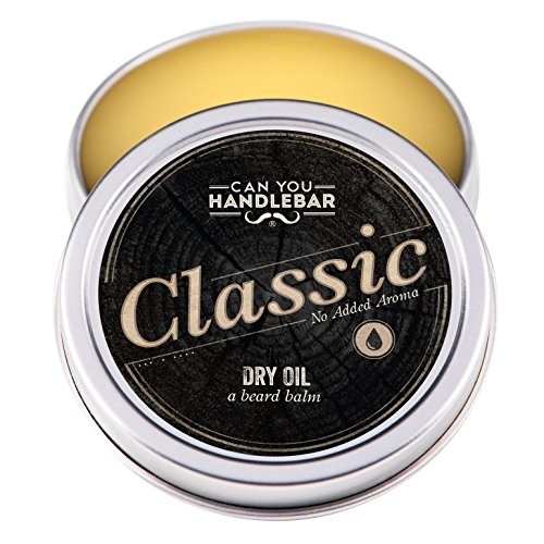 Handlebar Classic Premium Beard Dry