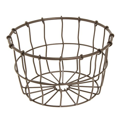 American Metalcraft Bronze Wire Serving Basket 7Dia x 4 1/4H by American Metalcraft (Image #2)