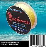 Seahorse Downrigger Braided Line 300 Feet 200 Lbs Test