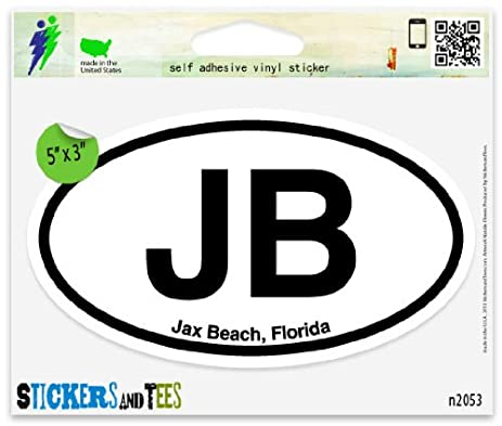 Car Stickers Jb