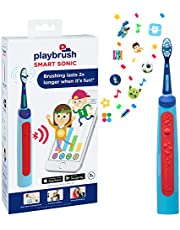 Playbrush Smart Sonic, Smart Electric Toothbrush for Kids with Bluetooth and Interactive Games