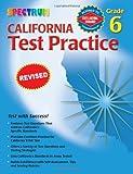 Spectrum State Specific: California Test Practice, Grade 6