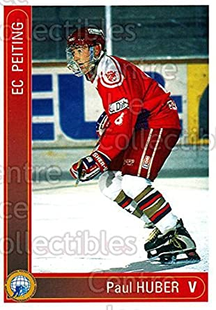 Hirschvogel Peiting amazon com ci paul huber hockey card 1994 95 german league