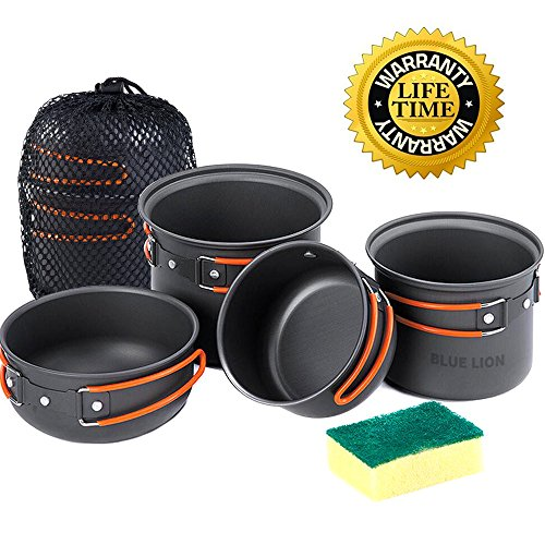 outdoor pots and pans - 2