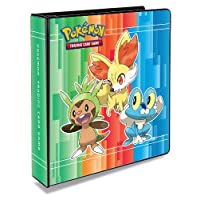 """Ultra Pro Pokemon X and Y 2"""" 3-Ring Binder"""