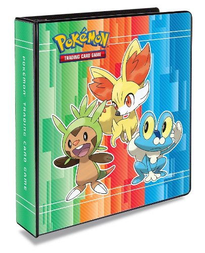 (Ultra Pro Pokemon X and Y 2 3-Ring Binder)