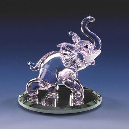 bear figurines glass teddy Asian