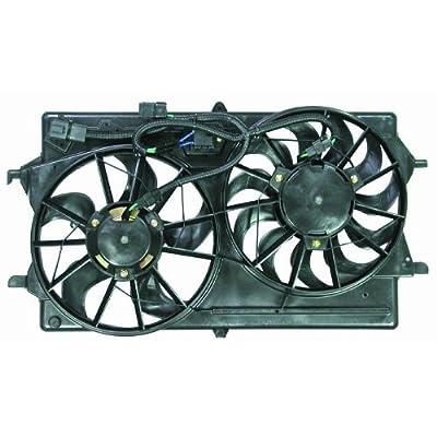 Depo 330-55019-000 Dual Fan Assembly: Automotive