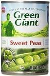 Green Giant Sweet Peas, 15 Ounce (Pac...
