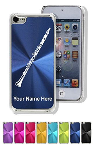 Case For Iphone 5C - Clarinet - Personalized Engraving Included