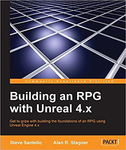 Amazon com: Building an RPG with Unreal 4 x eBook: Steve