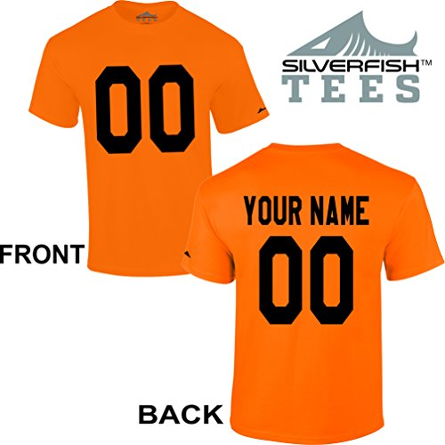 Your Name Number Custom Personalized T Shirt Youth Adult Novelty