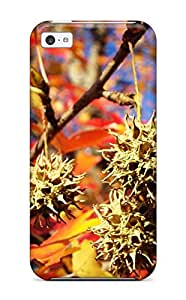 Perfect Fit Fall Nature Case For Iphone - 5c