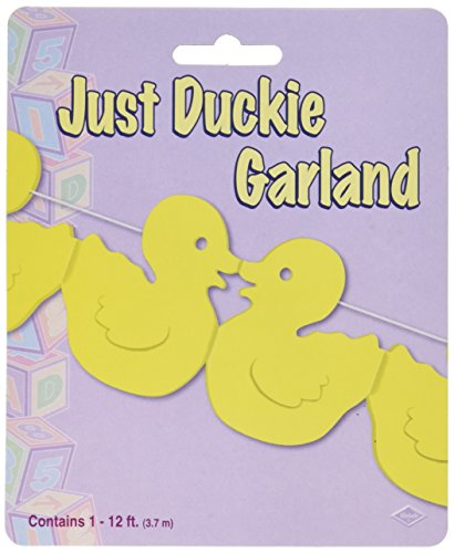 Just Duckie Garland Party Accessory (1 count)