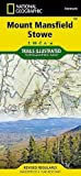 Mount Mansfield, Stowe (National Geographic Trails Illustrated Map)